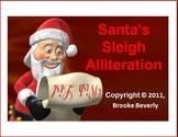 Alliteration Santa Powerpoint