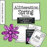 Alliteration: Spring Edition