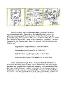 Alliteration: Story with Worksheets