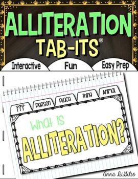 Alliteration Tab-Its®