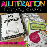 Distance Learning Alliteration Literary Techniques Interac