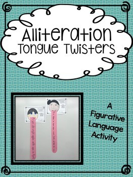 Alliteration Tongue Twister