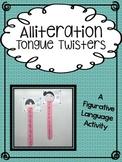 Alliteration Tongue Twister