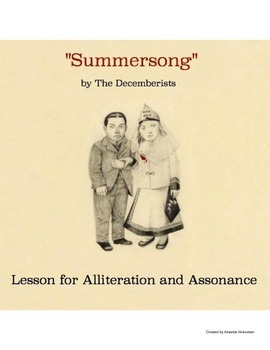Alliteration and Assonance (Integrating Music and Poetic Elements!)