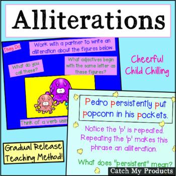 Alliterations Power Point
