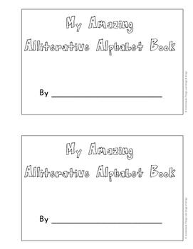 Alliterative ABC Book {K -2nd}