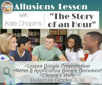 Allusion Lesson