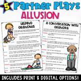 Allusion Partner Plays