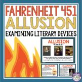 FAHRENHEIT 451 ALLUSION PRESENTATION
