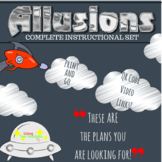 Allusions - Lesson Plan and Video Links