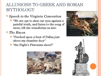 Allusions in American Literature Powerpoint