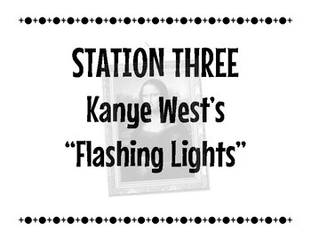 Allusions in Rap Music: A Differentiated Stations Activity