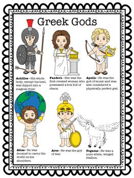 RL4.4 Allusions to Mythology Quiz Common Core TNReady Aligned