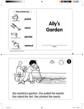 Ally's Garden (Level F)