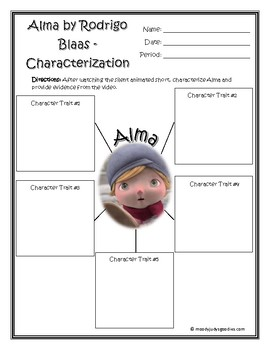 Alma: An Inference and Characterization Activity