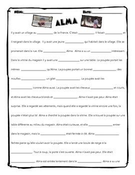 Alma FR1/2 Movie Talk Unit