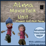 Alma MovieTalk Storytelling Lesson
