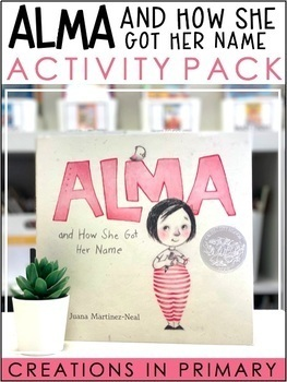 Alma and How She Got Her Name: Book Companion