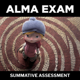 Alma (film-based exam, Spanish II)
