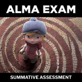 Assessment: Alma (film-based exam, Spanish II) #SOMOS2