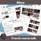 Alma - movie talk for French learners