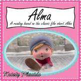 Alma - reading based on the short film