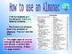 Almanac PowerPoint Lesson