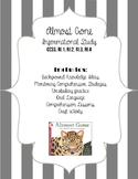 Almost Gone: Informational Study Packet (Endangered Animals)