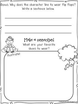 Almost Summer! Comprehension {for Kinders!}