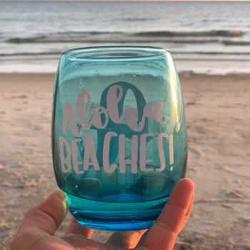 Aloha Beaches SVG Design
