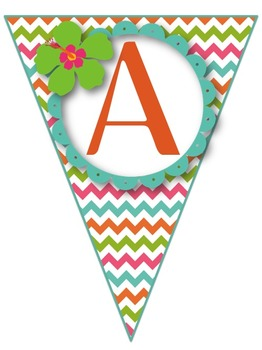 """Aloha"" Hawaii Welcome Banner & Student Name Cards {Editable!}"