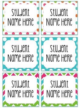 """""""Aloha"""" Hawaii Welcome Banner & Student Name Cards {Editable!}"""