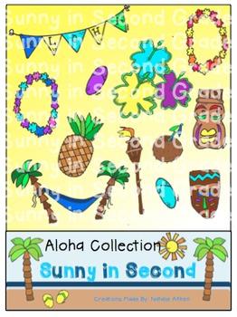 Aloha - Hawaiian Clip Art