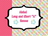 "Aloha! Long and Short ""A"" Games"