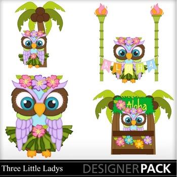 Aloha Owls 2