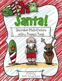 Aloha Santa! Math Centers for Second Grade