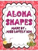 Aloha Shapes posters