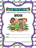 Aloha {Tropical Island} Binder Cover