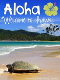 Aloha Welcome To Hawaii