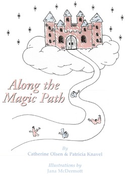 Along the Magic Path Alphabet Stories and Coloring Pages