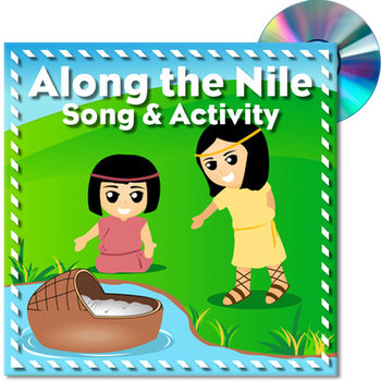 The Nile River - MP3 Song w/ Lyrics & Activity (Multicultural & Diversity)