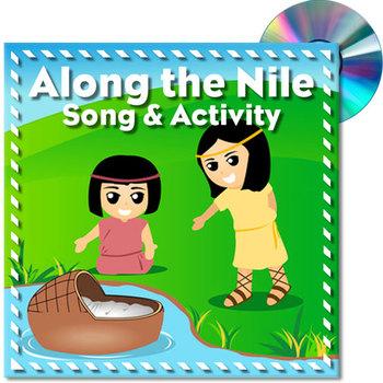 The Nile River - MP3 Song w/ Lyrics & Activity (Multicultu