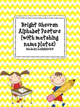 Alpabet posters