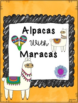 alpacas with maracas - photo #12