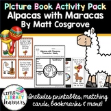 Alpacas with Maracas - Picture Book Activity Pack