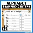 Alphabet Stamping Center