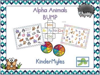 Alpha Animals Bump