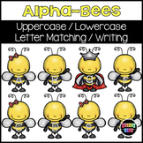 Alpha-Bees Letter Writing / Letter Matching