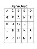 Alpha-Bingo