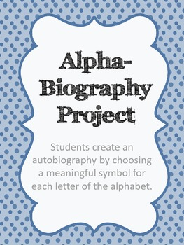Alpha-Biography Project